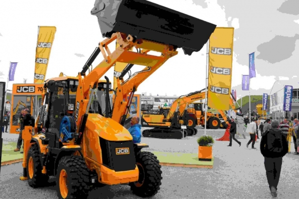 Construction and Quarry Machinery Show